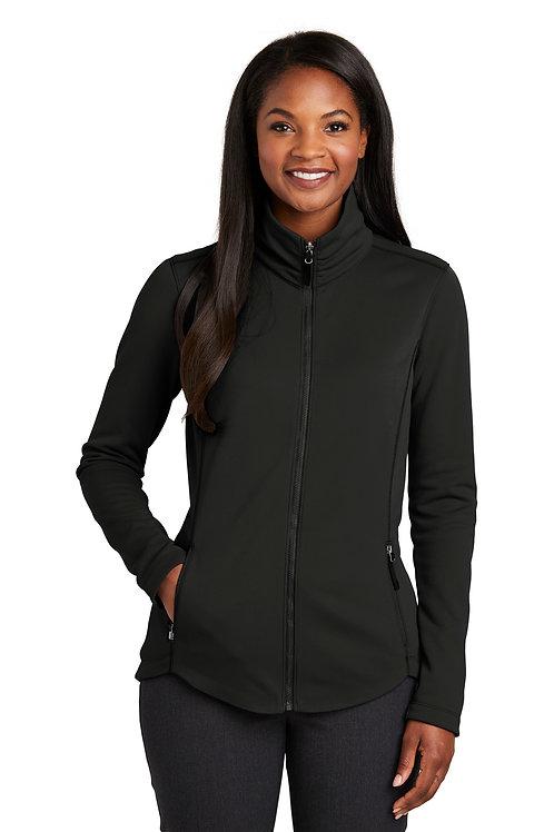 Port Authority ® Ladies Collective Smooth Fleece Jacket L904