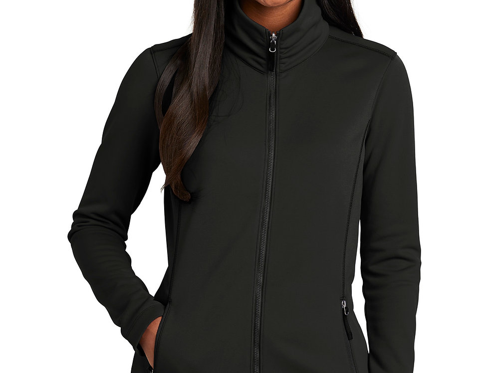 Port Authority ® Ladies Collective Smooth Fleece Jacket L904