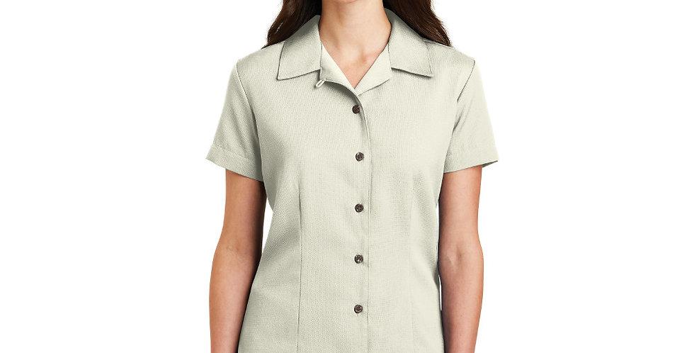 Port Authority Ladies Easy Care Camp Shirt L535