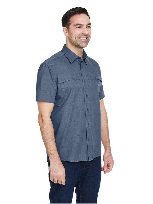 Dri Duck Men's Rockhill Breathable Woven Shirt DD4435