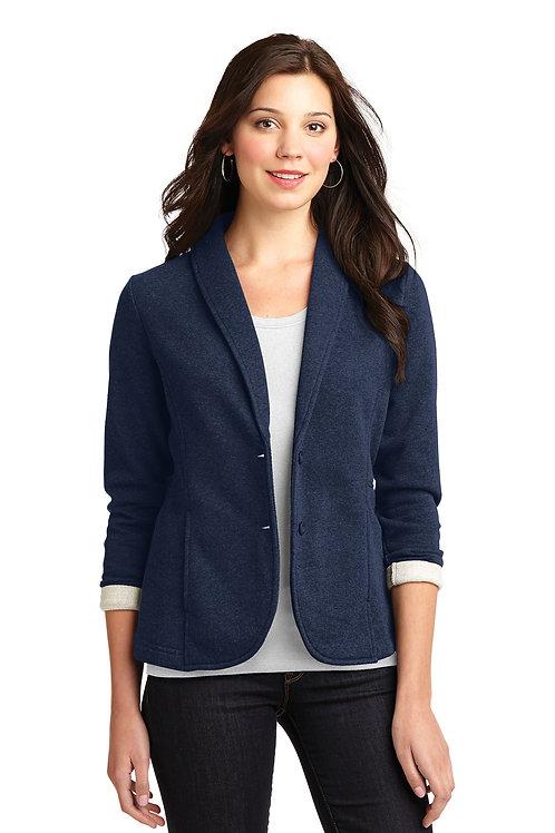 Port Authority® Ladies Fleece Blazer L298