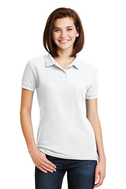 Gildan Ladies DryBlend 6-Ounce Double Pique Sport Shirt 72800L