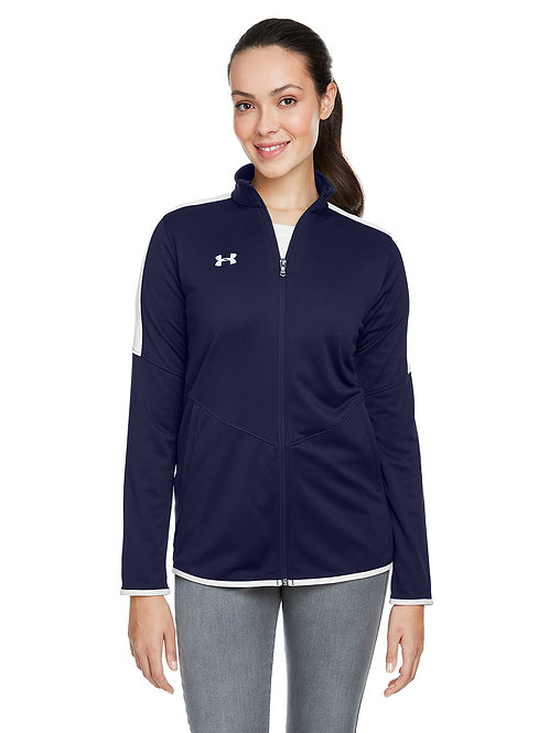 Under Armour Ladies' Rival Knit Jacket 1326774