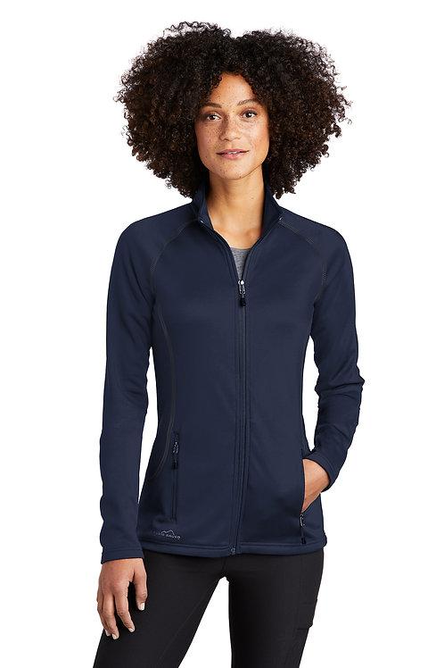 Eddie Bauer ® Ladies Smooth Fleece Base Layer Full-Zip EB247