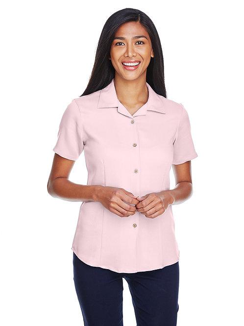 Harriton Ladies' Bahama Cord Camp Shirt M570W