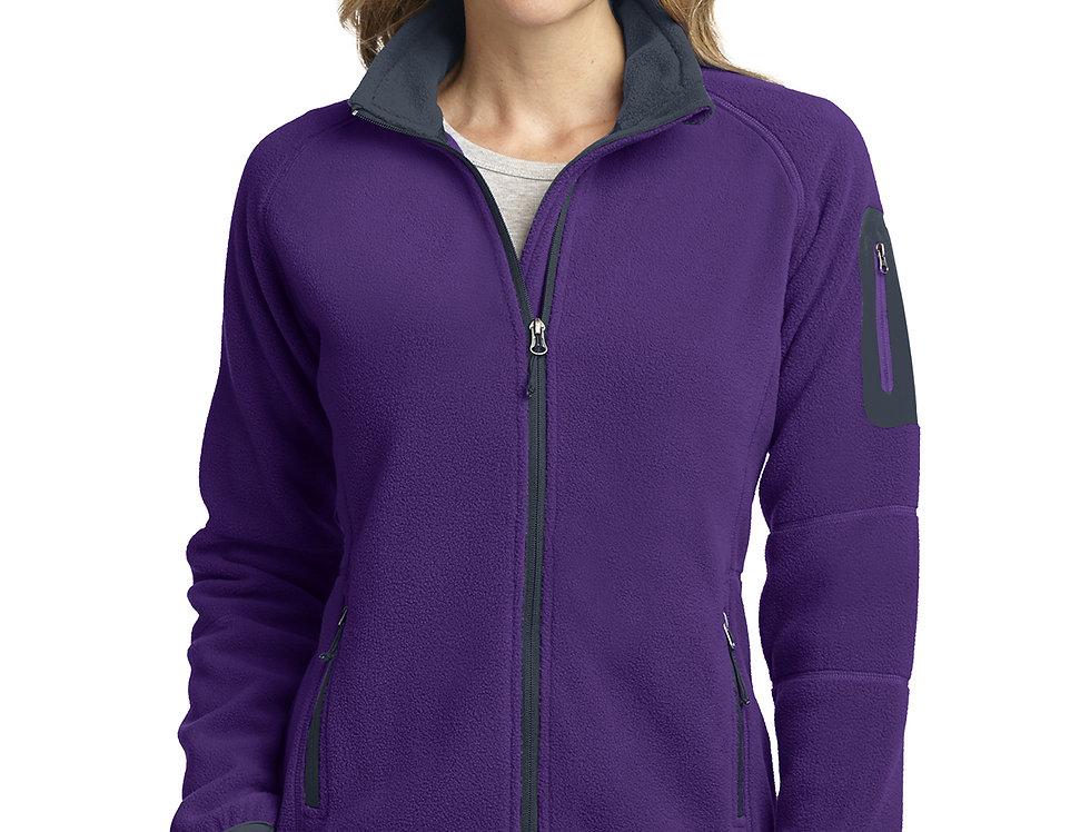 Port Authority® Ladies Enhanced Value Fleece Full-Zip Jacket L229