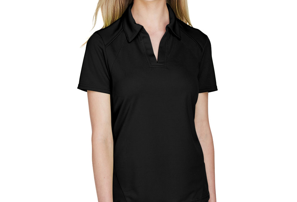 North End Ladies' Recycled Polyester Performance Piqué Polo 78632