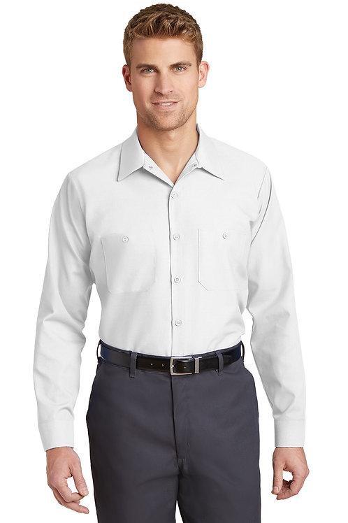 Red Kap® - Long Sleeve Industrial Work Shirt SP14