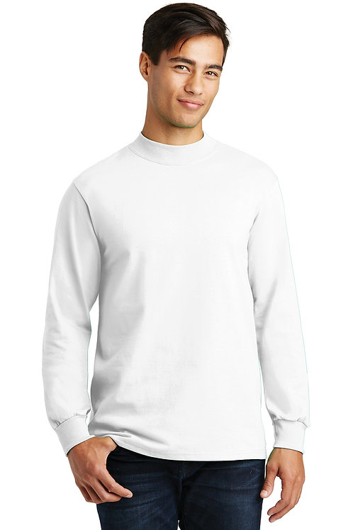 Port & Company  Essential Mock Turtleneck PC61M