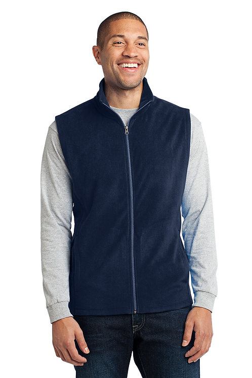 Port Authority® Microfleece Vest F226