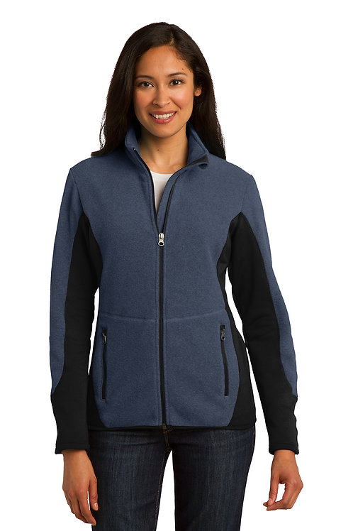 Port Authority® Ladies R-Tek® Pro Fleece Full-Zip Jacket L227