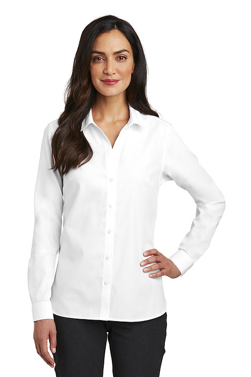Red House® Ladies Nailhead Non-Iron Shirt RH470