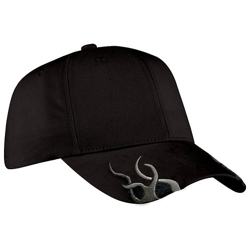 Port Authority Racing Cap with Flames C857