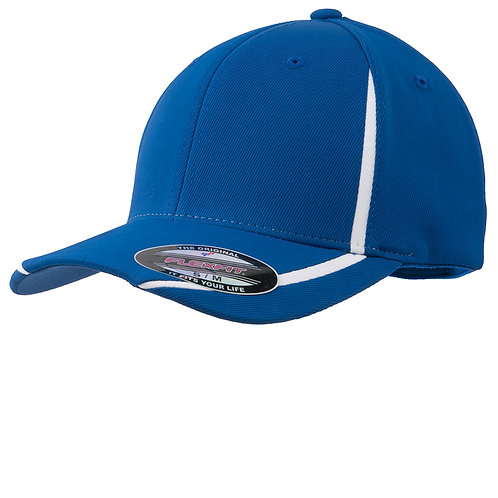 Sport-Tek Flexfit Performance Colorblock Cap STC16