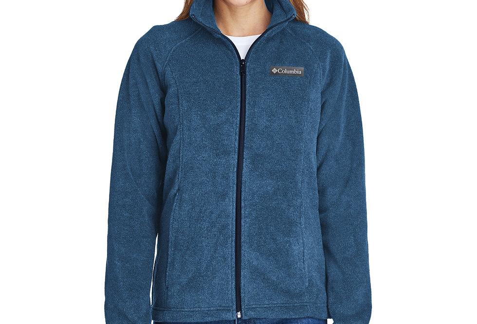 Columbia Ladies' Benton Springs™ Full-Zip Fleece 6439