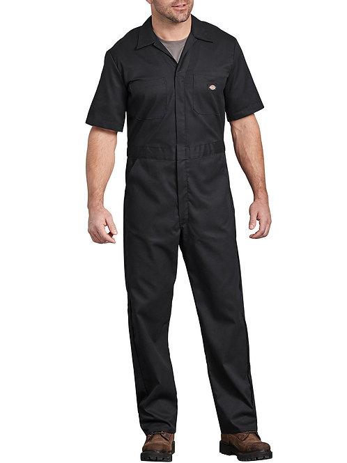 Dickies Men's FLEX Short-Sleeve Coverall 33274