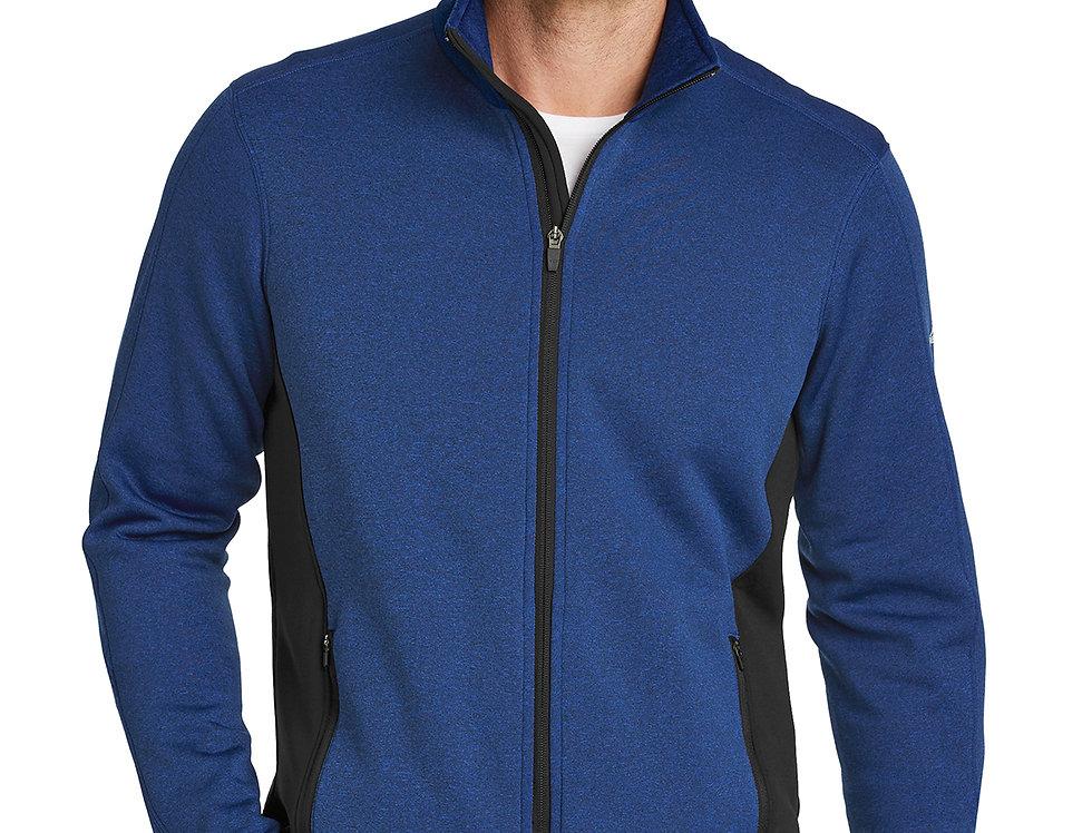 Eddie Bauer® Full-Zip Heather Stretch Fleece Jacket EB238
