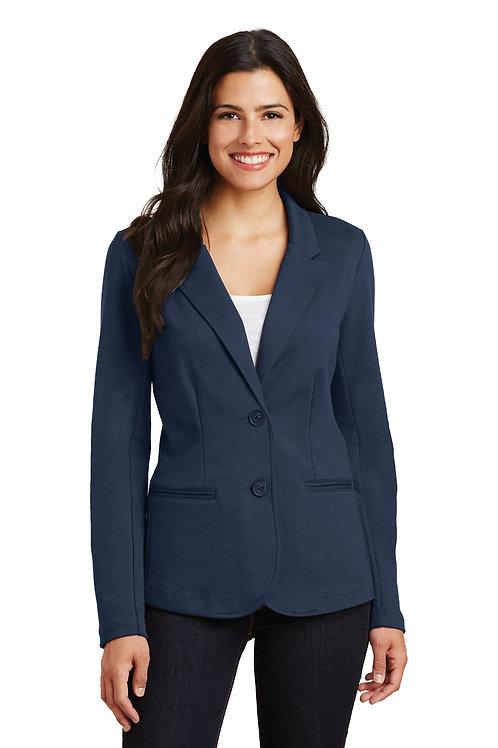 Port Authority® Ladies Knit Blazer LM2000