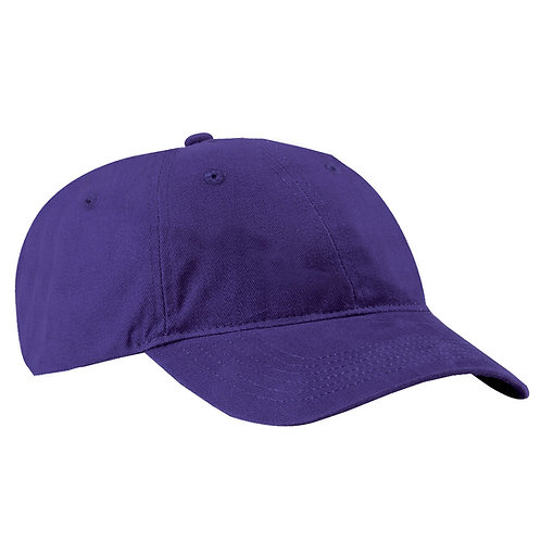 Port & Company Brushed Twill Low Profile Cap CP77