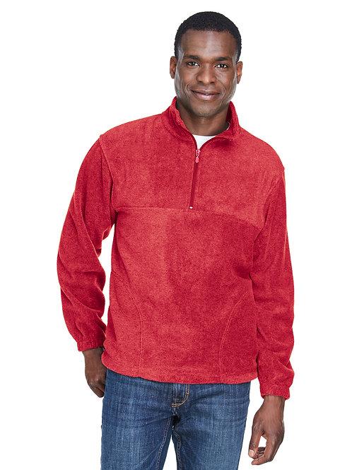 Harriton Adult 8 oz. Quarter-Zip Fleece Pullover M980