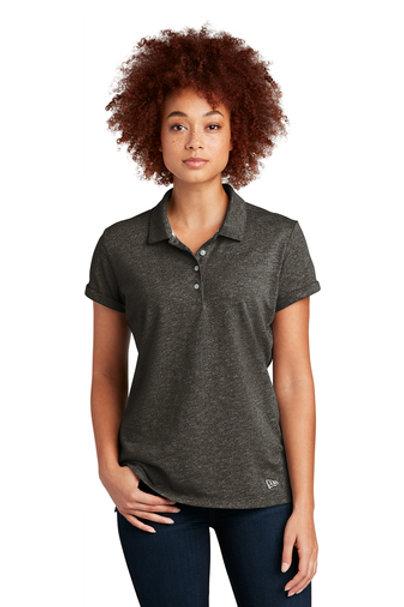 New Era ® Ladies Slub Twist Polo LNEA301