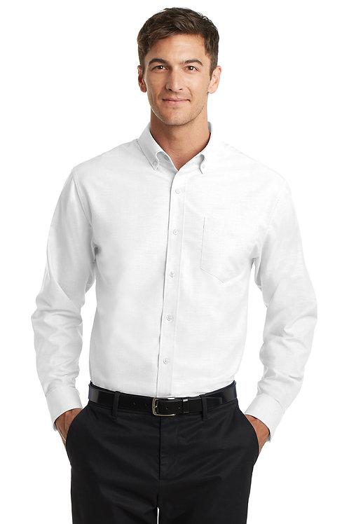 Port Authority SuperPro Oxford Shirt S658