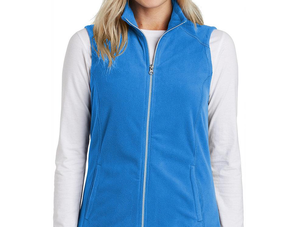 Port Authority® Ladies Microfleece Vest L226