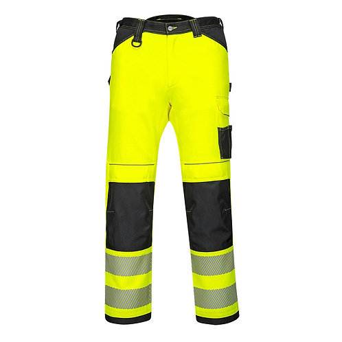 PW3 Hi-Vis Work Pants PW340