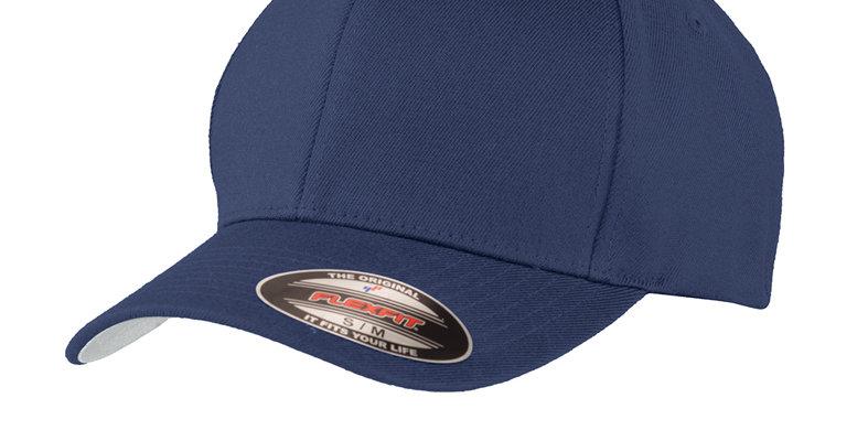 Port Authority Flexfit Wool Blend Cap C928