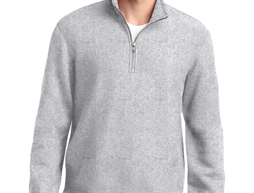 Sport-Tek® Super Heavyweight 1/4-Zip Pullover Sweatshirt ST283