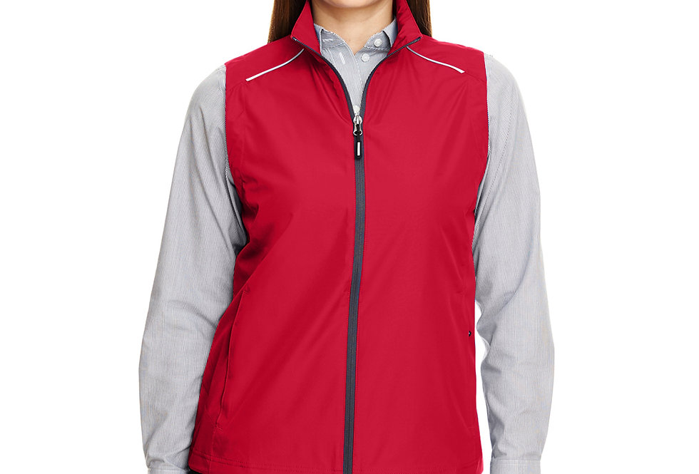 Core 365 Ladies' Techno Lite Unlined Vest CE703W