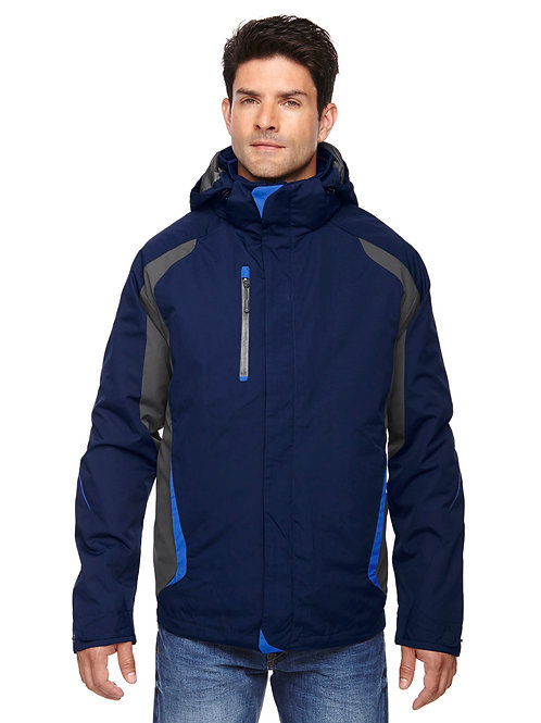 North End Men's Height 3-in-1 Jacket with Insulated Liner 88195