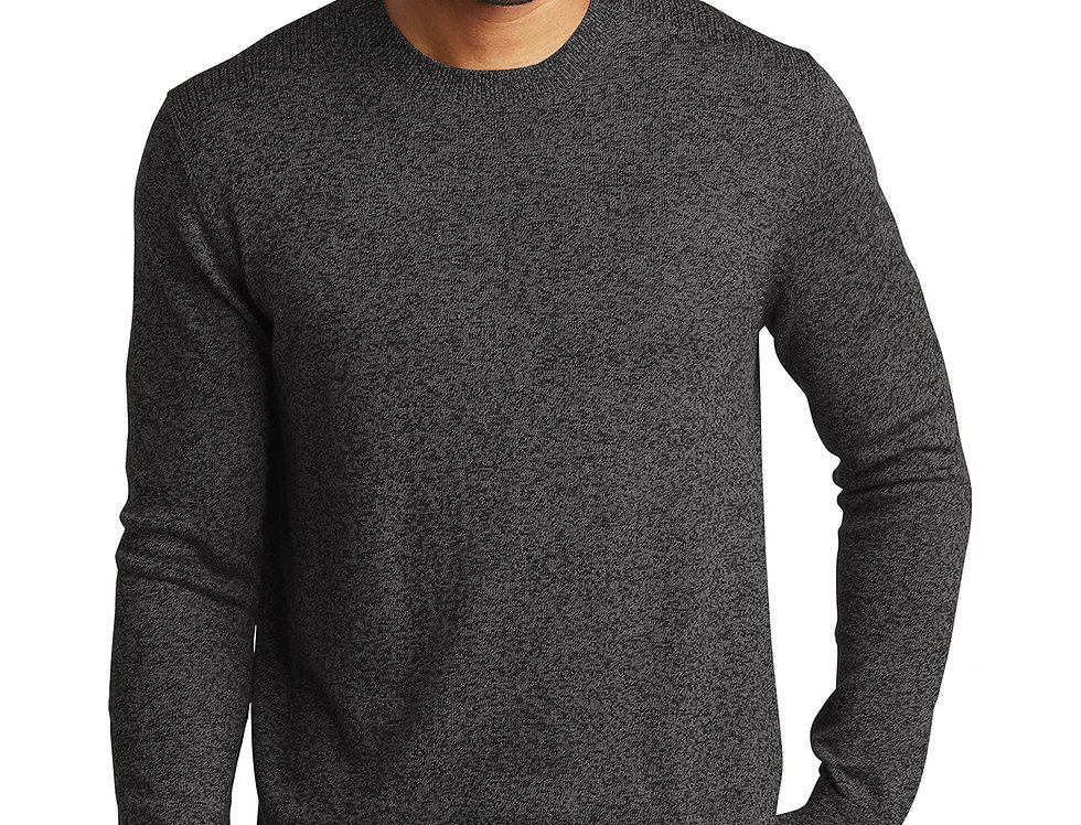 Port Authority ® Marled Crew Sweater SW417