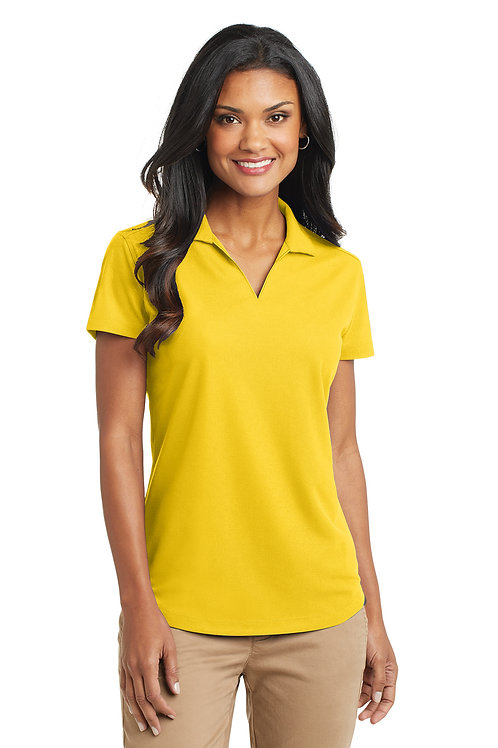 Port Authority Silk Touch Performance Polo L572