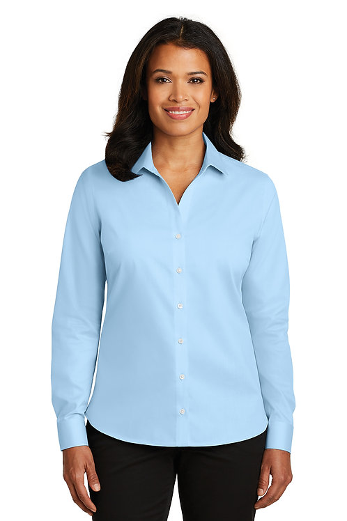 Red House® Ladies Non-Iron Twill Shirt RH79