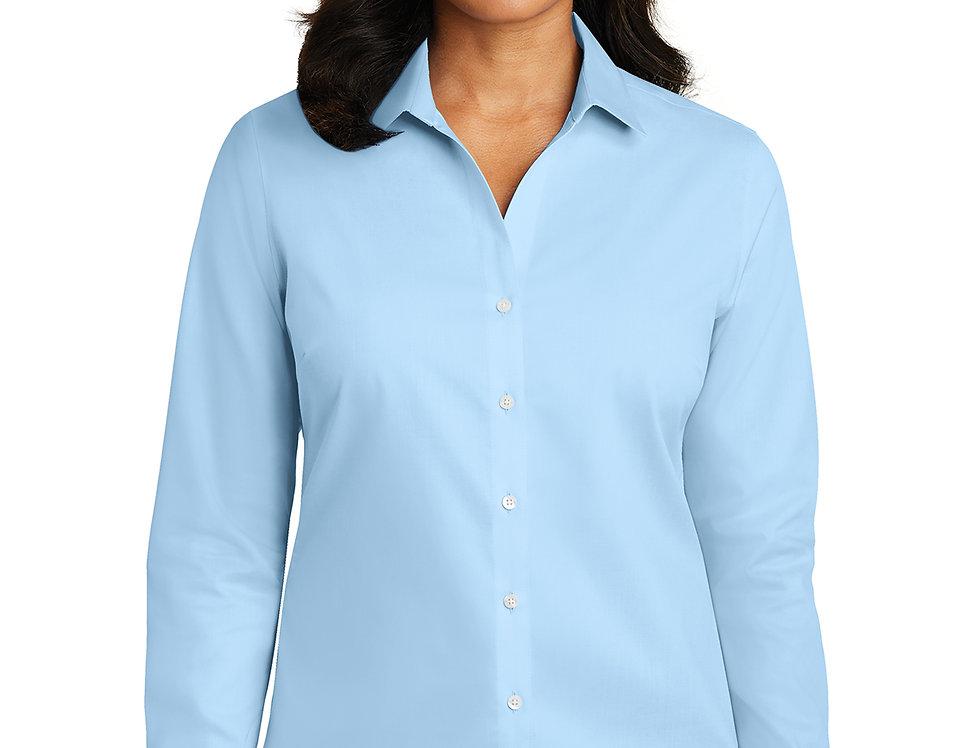Red House® Ladies Non-Iron Twill Shirt RH79