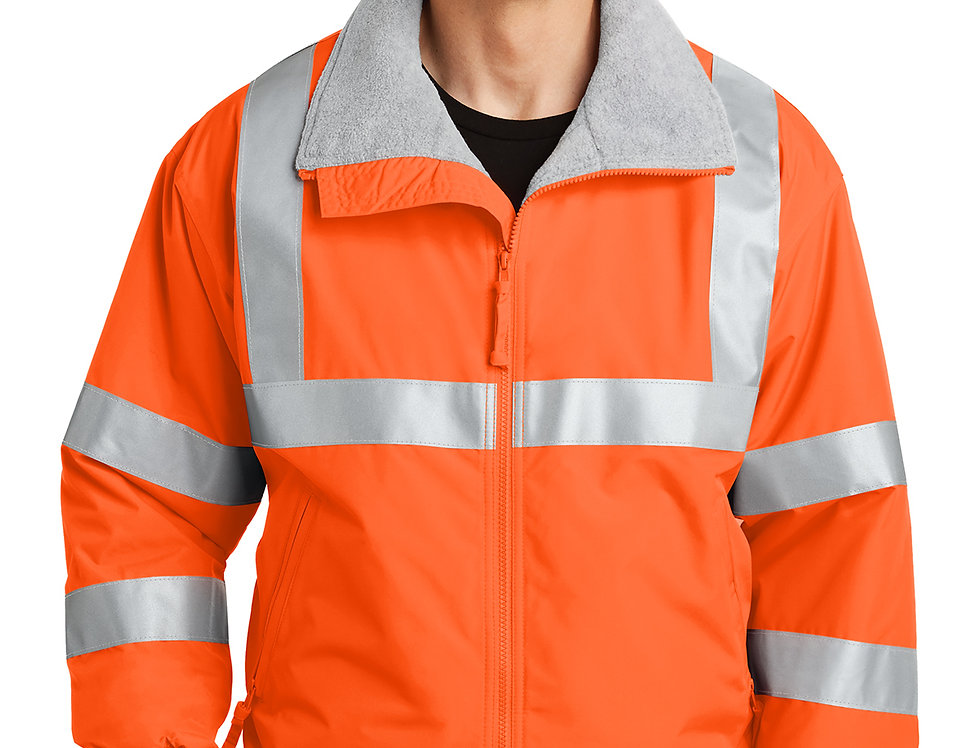Enhanced Visibility Challenger™ Jacket with Reflective Taping SRJ754