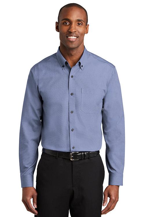 Red House® Tall Nailhead Non-Iron Shirt TLRH370