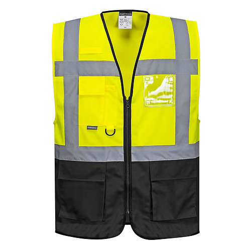 Warsaw Executive Vest UC476