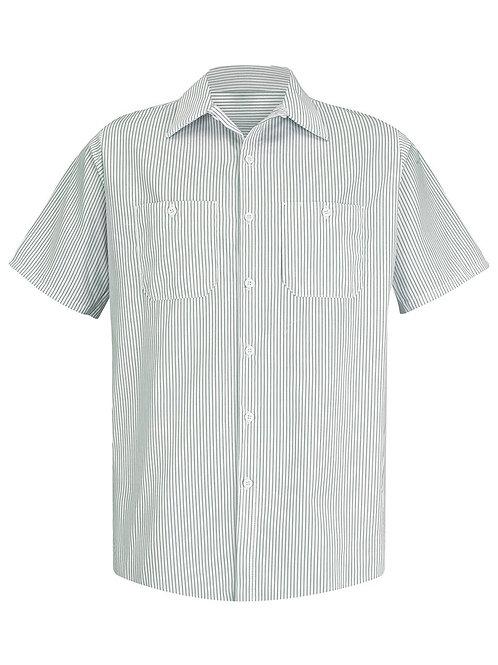 Red Kap - Premium Short Sleeve Work Shirt Long Sizes - SP20L