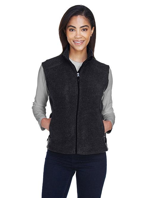 Core 365 Ladies' Journey Fleece Vest 78191