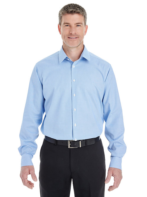 Devon & Jones Men's Crown Woven Collection™ Royal Dobby Shirt DG532