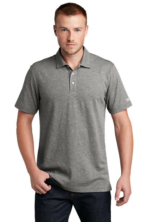 New Era ® Slub Twist Polo NEA301