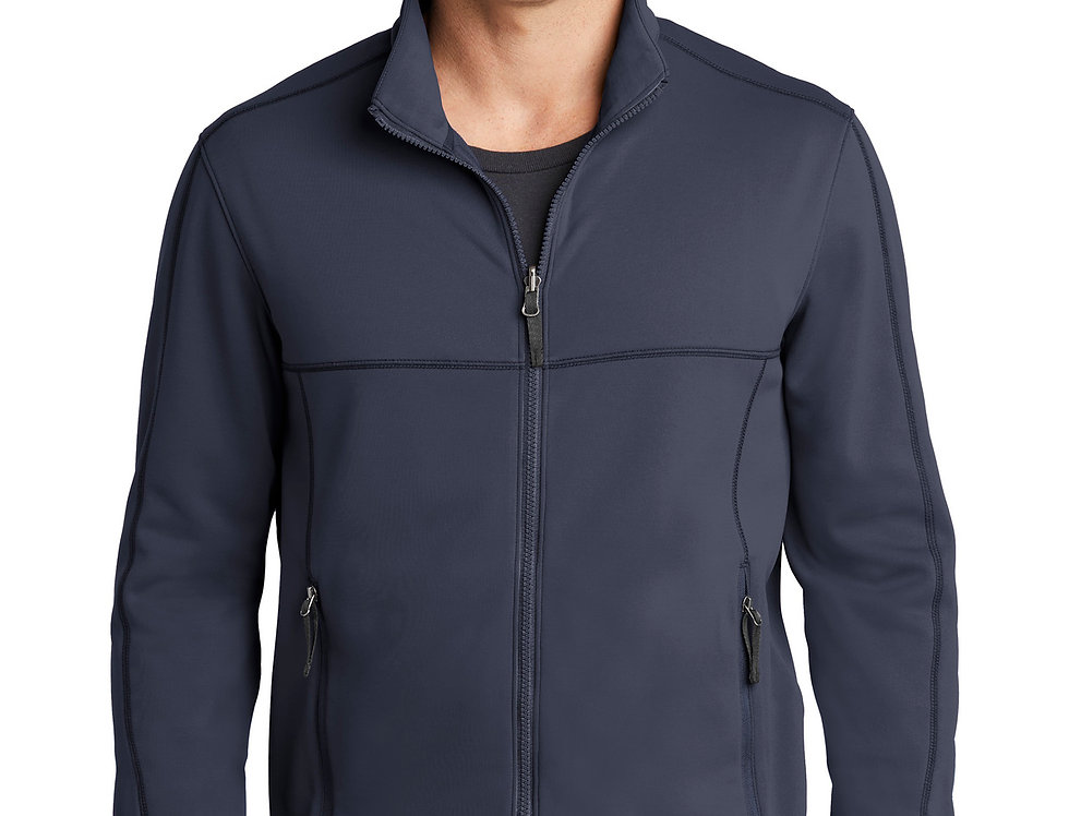 Port Authority ® Collective Smooth Fleece Jacket F904