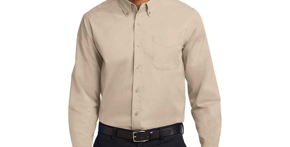 Port Authority Long Sleeve Easy Care Shirt S608