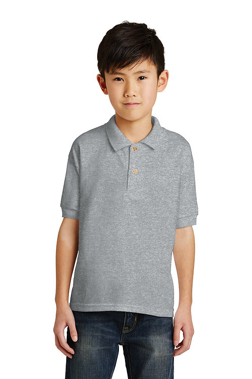 Gildan Youth DryBlend 6-Ounce Jersey Knit Sport Shirt 8800B