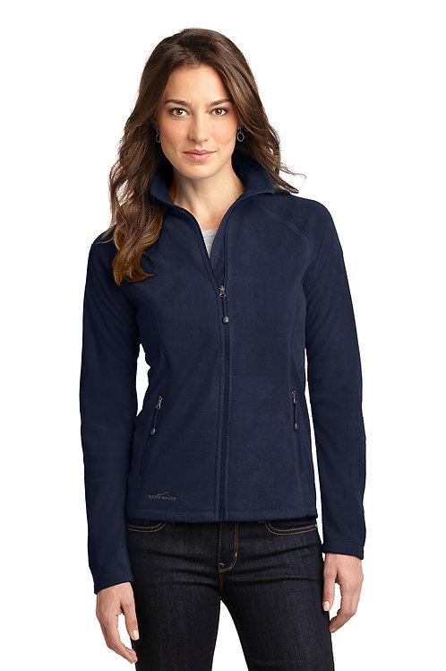Eddie Bauer® Ladies Full-Zip Microfleece Jacket EB225