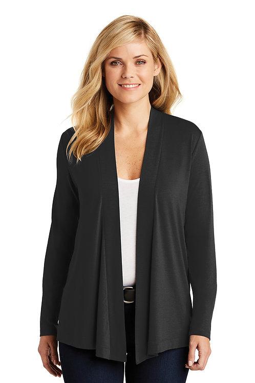 Port Authority Ladies Concept Knit Cardigan L5430