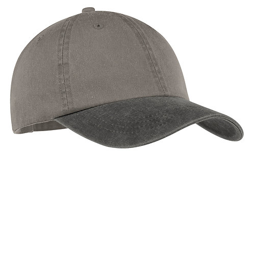 Port & Company Two-Tone Pigment-Dyed Cap CP83