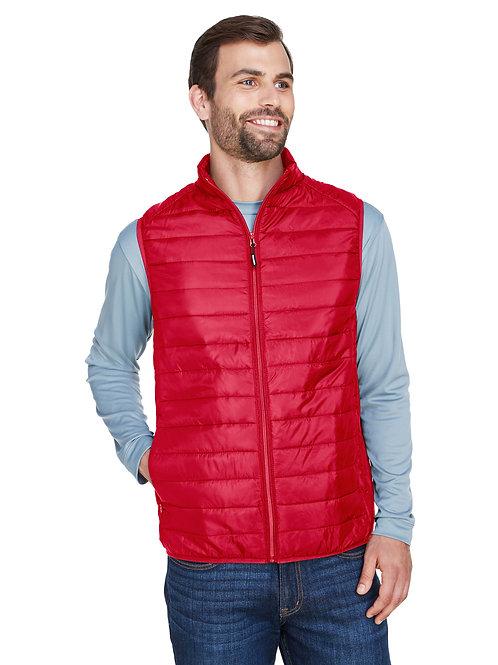 Core 365 Men's Prevail Packable Puffer Vest CE702